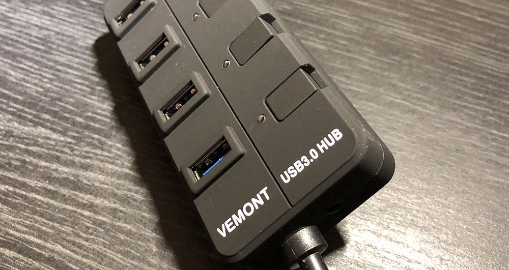 Vemont USB hub