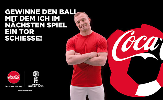 Coca-Cola FIFA World Cup AR Experience
